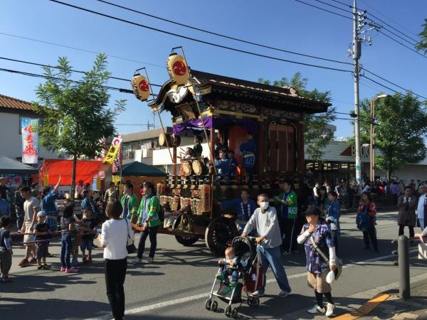 小平市民祭り3
