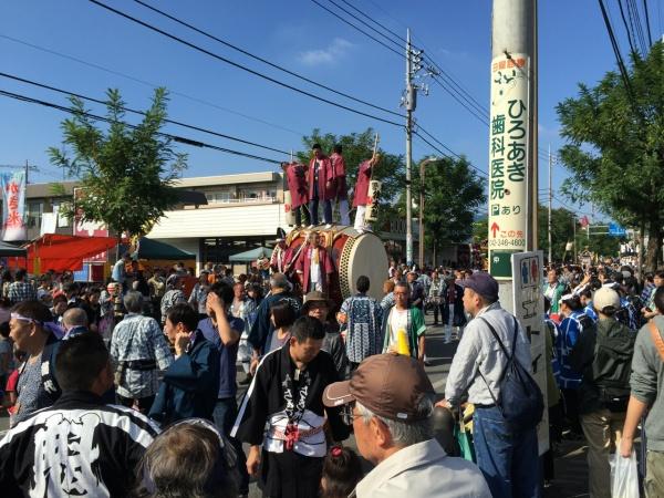 小平市民祭り2016